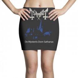 mayhem de mysteriis dom sathanas Mini Skirts | Artistshot