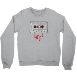 MUSIC VINYL TAPE CASSETTE Crewneck Sweatshirt | Artistshot