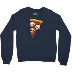 pizza skullgioni Crewneck Sweatshirt | Artistshot