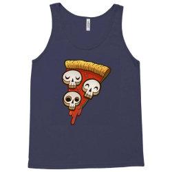 pizza skullgioni Tank Top | Artistshot