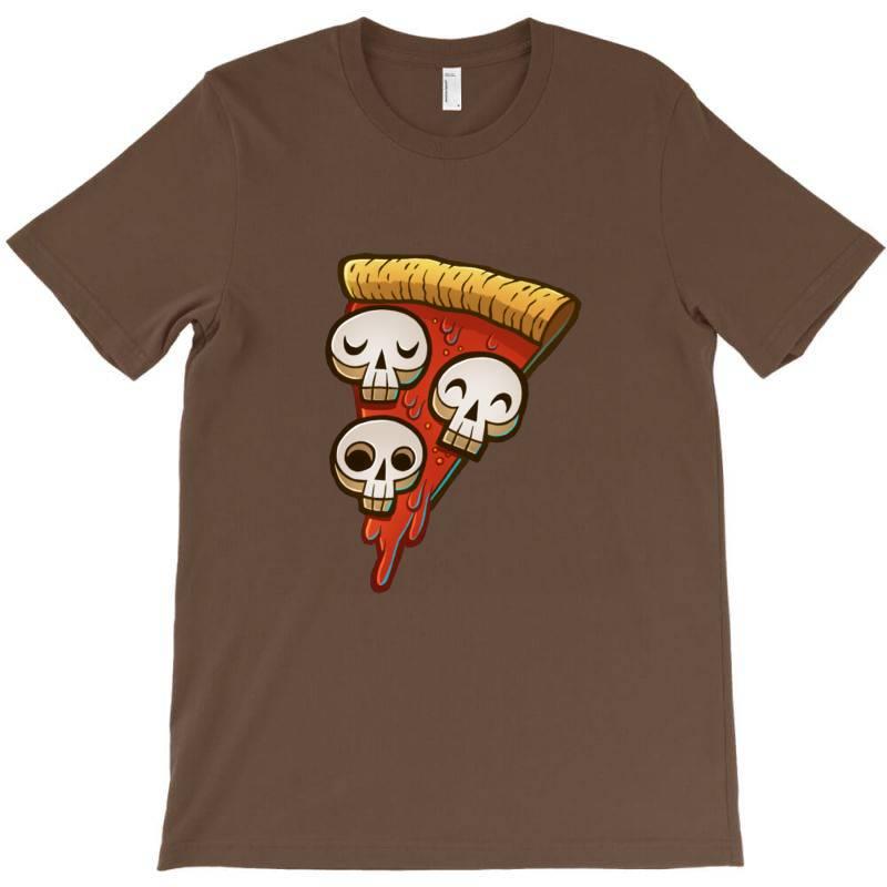 Pizza Skullgioni T-shirt | Artistshot