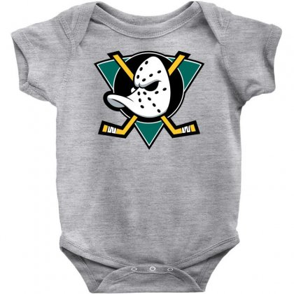 Mighty Ducks Baby Bodysuit