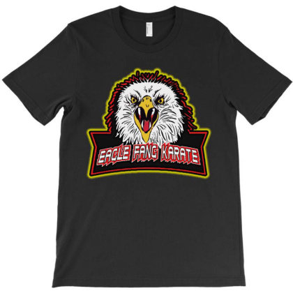 Eagle Fang T-shirt Designed By Nindy Tees