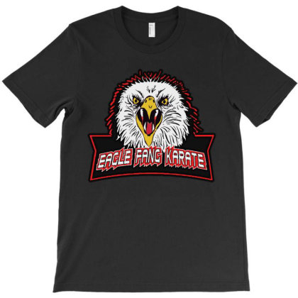 Eagle Fang Karate T-shirt Designed By Nindy Tees
