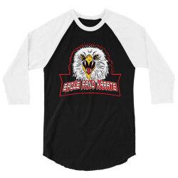 eagle fang karate 3/4 Sleeve Shirt | Artistshot