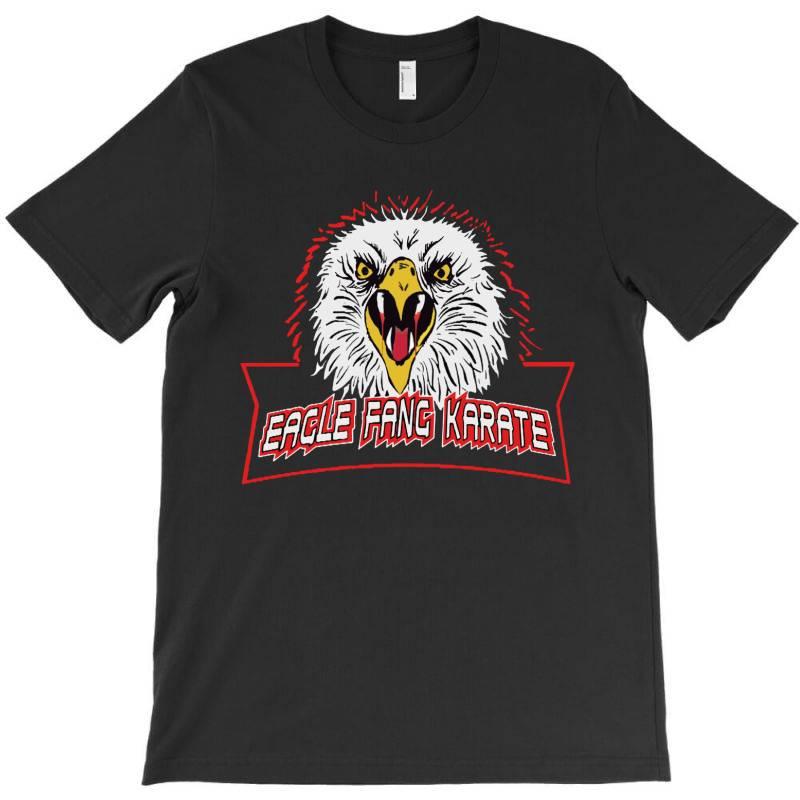 Eagle Fang Karate T-shirt | Artistshot