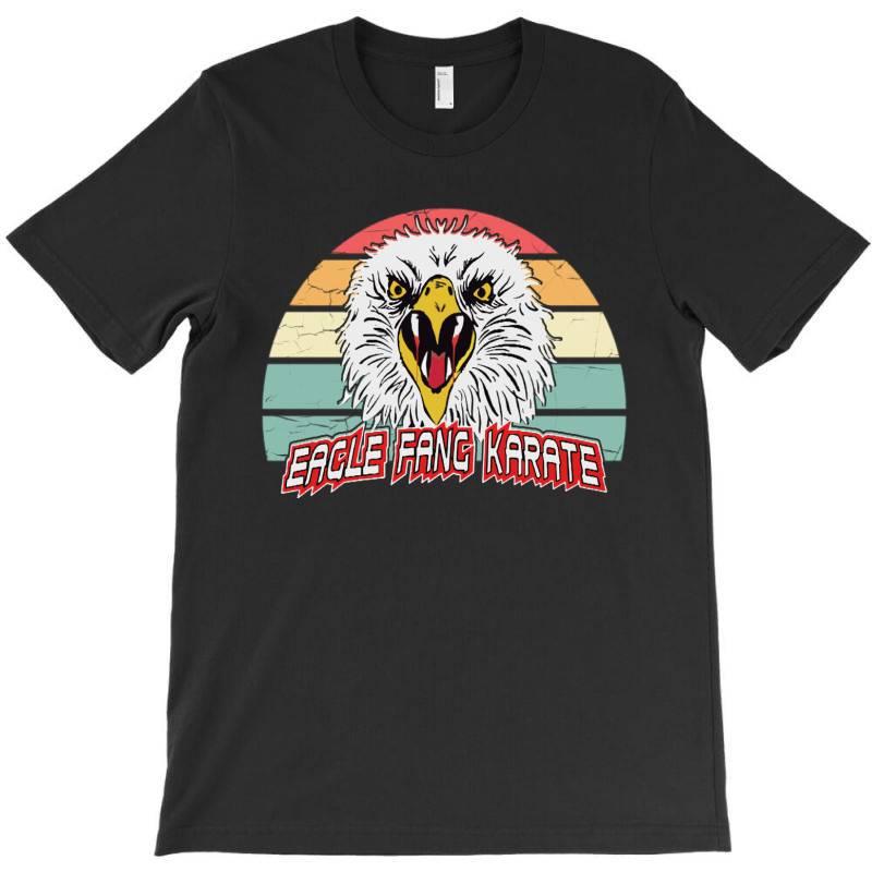 Eagle Fang Karate Vintage T-shirt | Artistshot