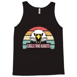 eagle fang karate vintage retro Tank Top | Artistshot