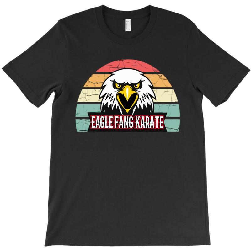 Eagle Fang Karate Vintage Retro T-shirt | Artistshot