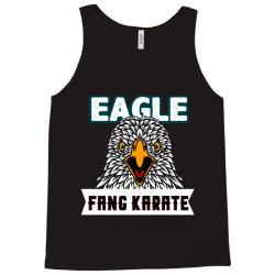 eagle fang karate funny Tank Top | Artistshot