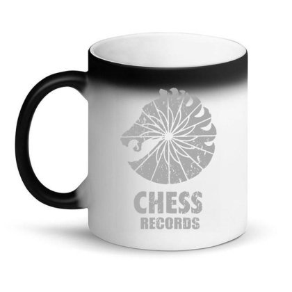Chess Records Magic Mug Designed By Kevin Design