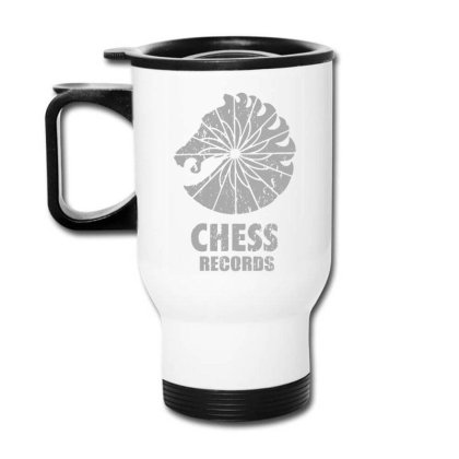 Chess Records Travel Mug Designed By Kevin Design