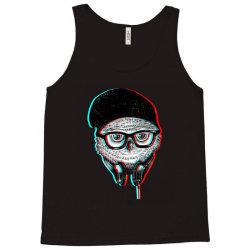 hipsters  owl Tank Top   Artistshot