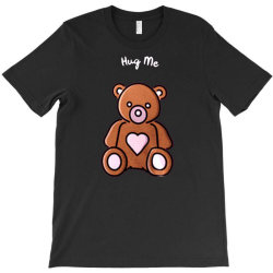 Sell Valentine's Day - Hug Me T-shirt Designed By Kamim.rogers