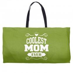Coolest Mom Ever Weekender Totes   Artistshot