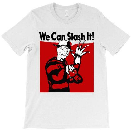 We Can Slash It T-shirt Designed By Kevin Design