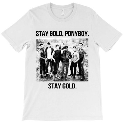The Outsiders T-shirt Designed By Kevin Design