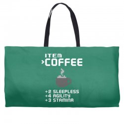 Facts Of Coffee Weekender Totes | Artistshot