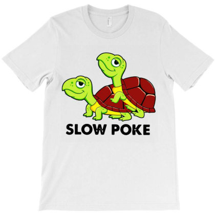 Slow Funny T-shirt Designed By Kevin Design