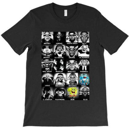 Singers Eyes T-shirt Designed By Kevin Design