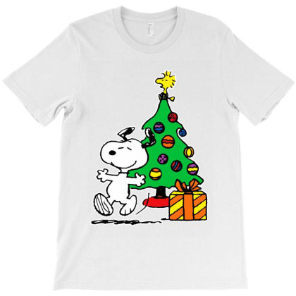 Christmas Tree Presents T-shirt Designed By Kevin Design