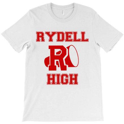 Rydell High School T-shirt Designed By Kevin Design