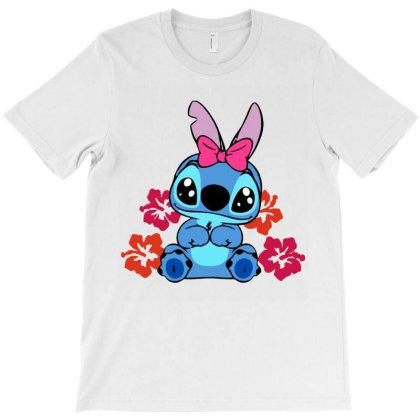Ohana Cute T-shirt Designed By Kevin Design