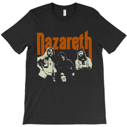 Nazareth Rock Band T-shirt Designed By Kevin Design