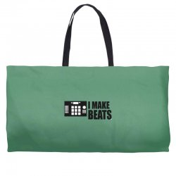 i make beats Weekender Totes | Artistshot
