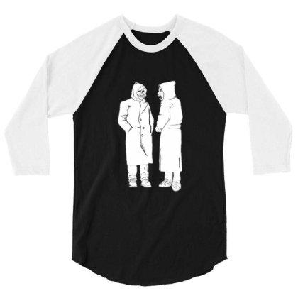 Brand New 3/4 Sleeve Shirt Designed By Sisilia Fatmala