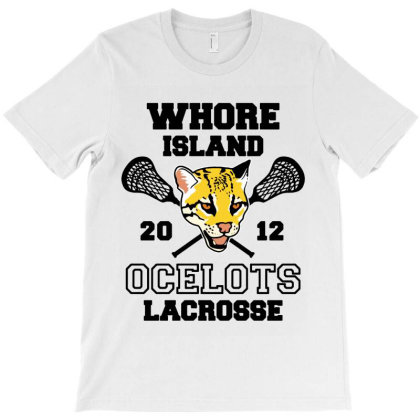 Whore Island T-shirt Designed By Dorothy Tees