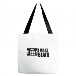 i make beats Tote Bags | Artistshot