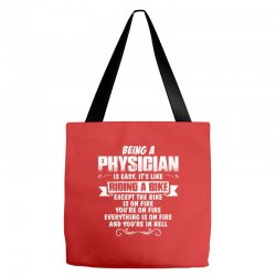 being a physician Tote Bags | Artistshot