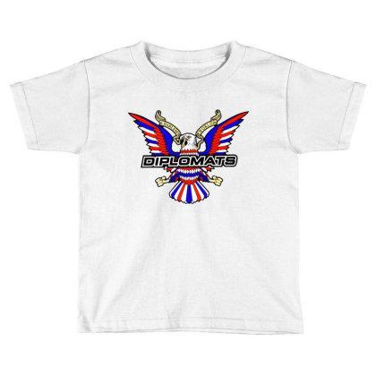 Diplomats Music Toddler T-shirt Designed By Leo Art
