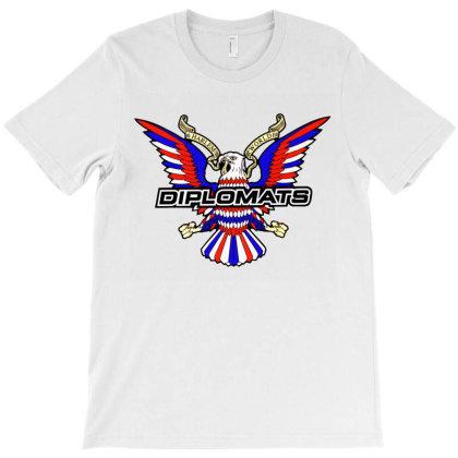 Diplomats Music T-shirt Designed By Leo Art