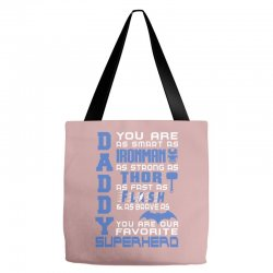 DADDY - Fathers Day - Gift for Dad Tote Bags | Artistshot