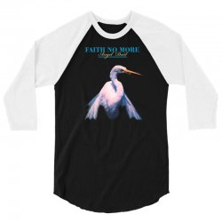 faith no more angel dust 3/4 Sleeve Shirt | Artistshot