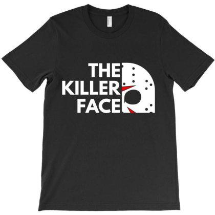 The Killer Face T-shirt Designed By Fahmifutri