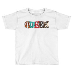 western queen Toddler T-shirt | Artistshot