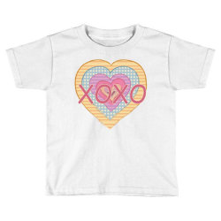 xoxo heart Toddler T-shirt | Artistshot