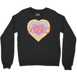 xoxo heart Crewneck Sweatshirt | Artistshot