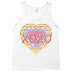 xoxo heart Tank Top | Artistshot