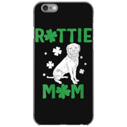 womens rottie mom iPhone 6/6s Case | Artistshot