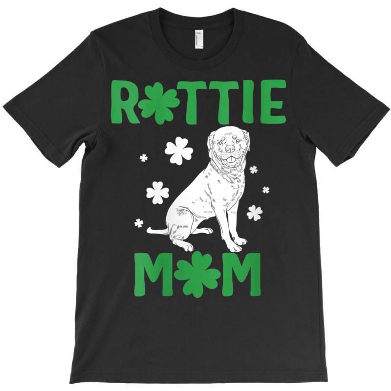Womens Rottie Mom T-shirt | Artistshot