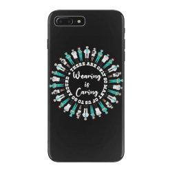 wearing is caring 2 iPhone 7 Plus Case | Artistshot