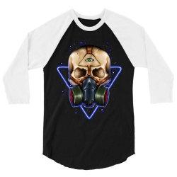 toxic galaxy 3/4 Sleeve Shirt   Artistshot