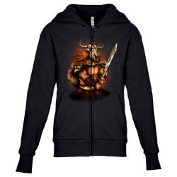 battle for honor Youth Zipper Hoodie | Artistshot