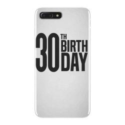 30th Birthday iPhone 7 Plus Case | Artistshot