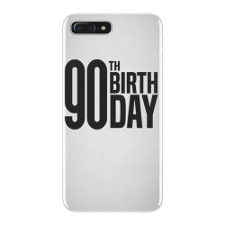 90th Birthday iPhone 7 Plus Case | Artistshot