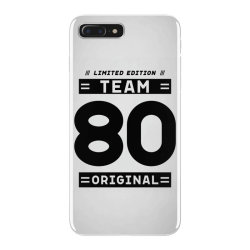 80 Year Old - 80th Birthday Funny Gift iPhone 7 Plus Case | Artistshot